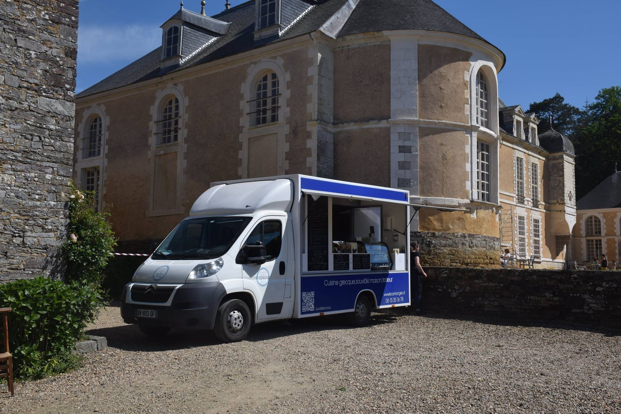 Le Camion Grec- Food Truck Rennes