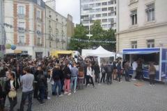 Le Camion Grec- Marché à Manger Rennes